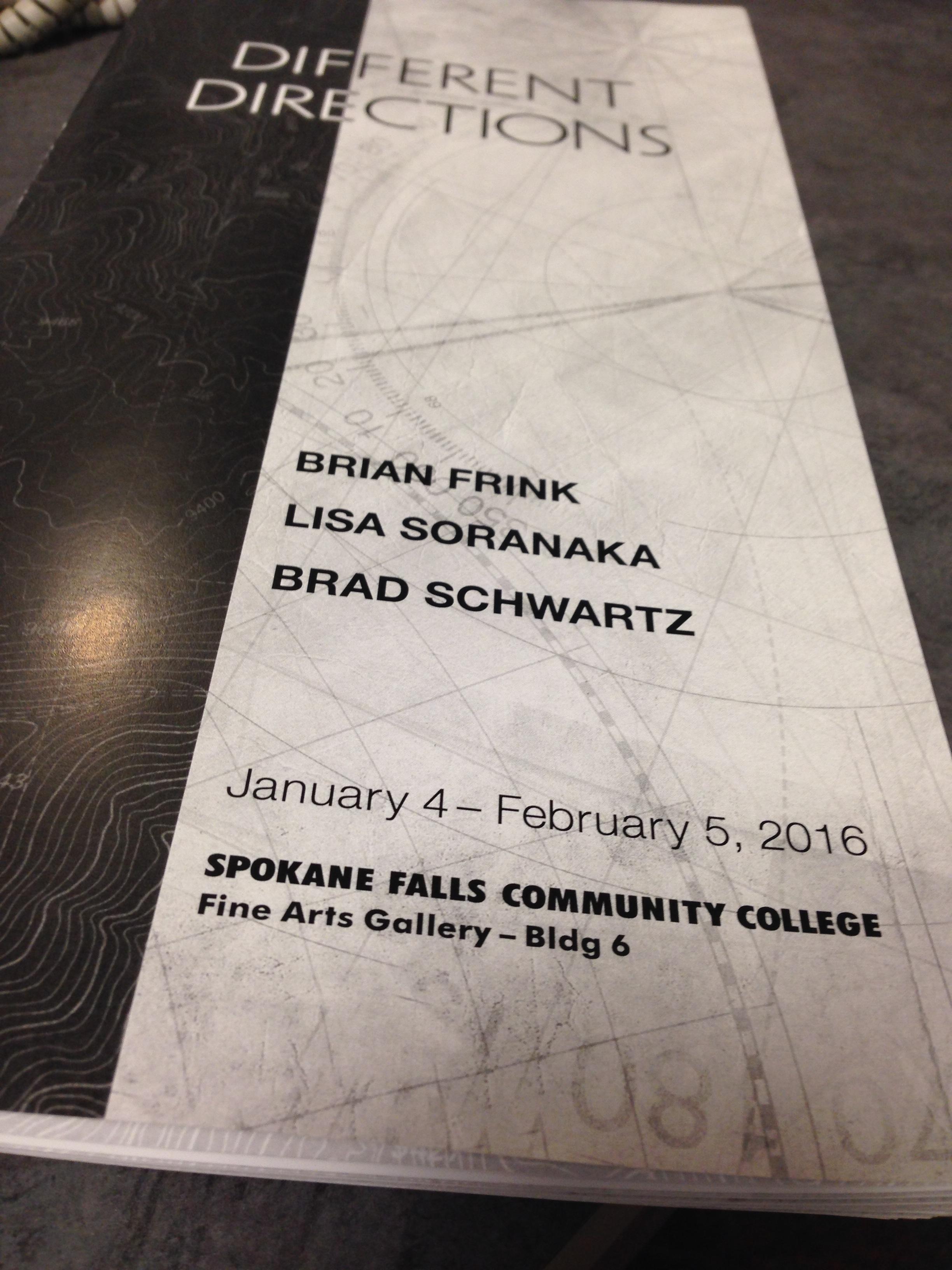 SFCC 2016 Winter Show