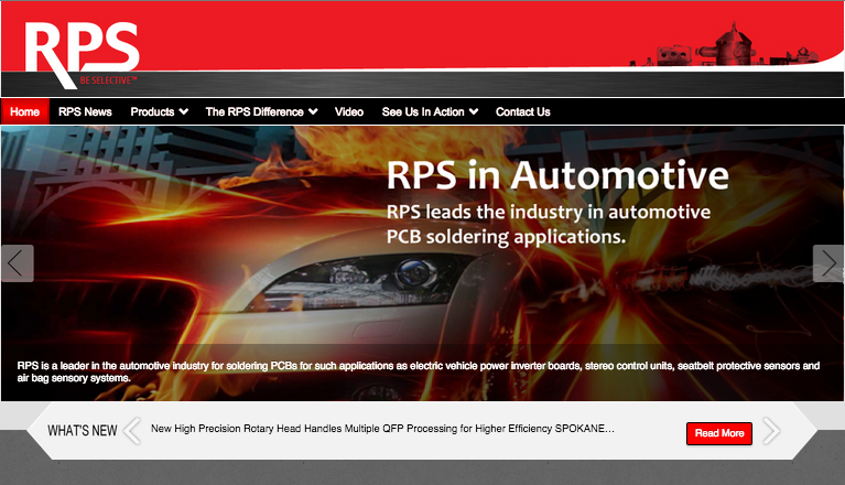 RPS Automation