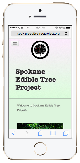 Spokane Edible Tree Project